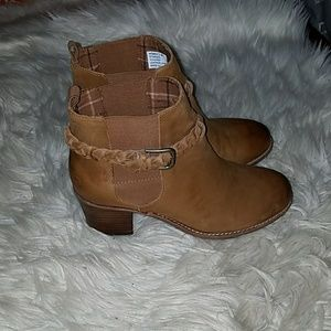 Women's Sperry Heeled Booties